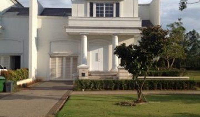 Dijual Rumah Cluster De Maja De Park BSD City