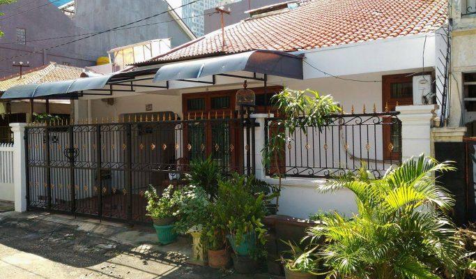 Dijual Rumah di Gelong Baru Tomang