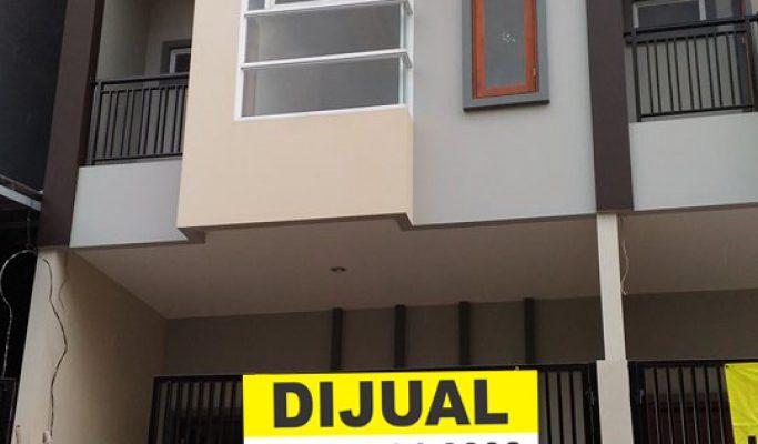 Dijual Rumah Baru di Jelambar Utama Sakti
