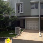 Dijual Rumah Cluster Canary The Spring Summarecon Gading Serpong