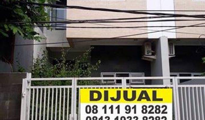 Dijual Rumah di Asia Baru