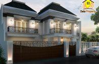 Dijual Rumah Baru di Cipete