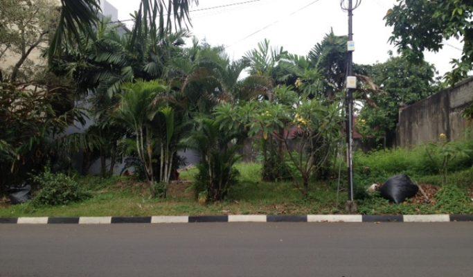 Dijual Kavling Pondok Indah