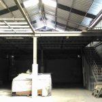Dijual Tanah Ada Bangunan Workshop Jalan Kedoya Raya