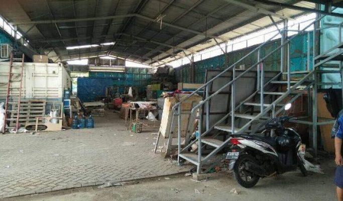 Dijual Tanah (Gudang) di Cengkareng