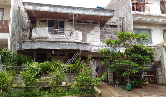 Dijual Rumah Tua di Intercon Kebon Jeruk