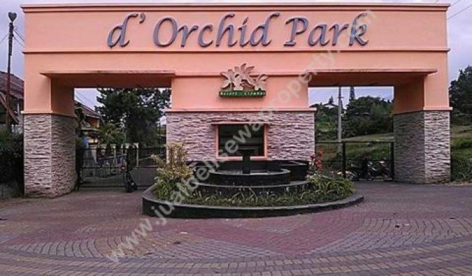 Dijual Kavling D' Orchid Park Cipanas