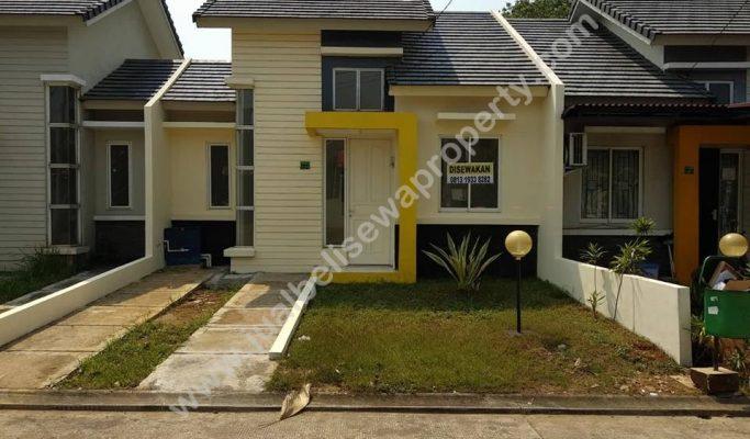Disewakan Rumah Serpong Garden Green View