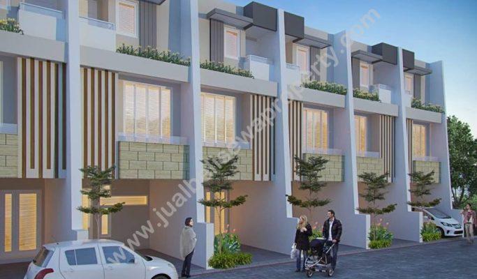Rumah Baru Jalan Manggis Tanjung Duren