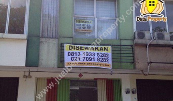 Disewakan Ruko Grand Wisata Bekasi