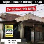 Dijual Rumah di Meruya Selatan Dekat Kampus Mercu Buana